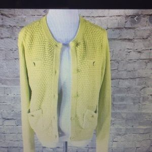 CAbi Loren Sweater Cartigan